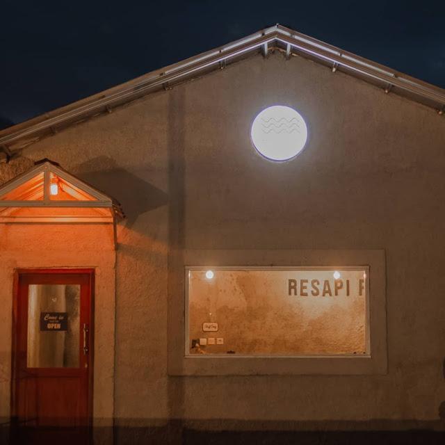 Resapi Rasa Coffee & Gallery Bogor