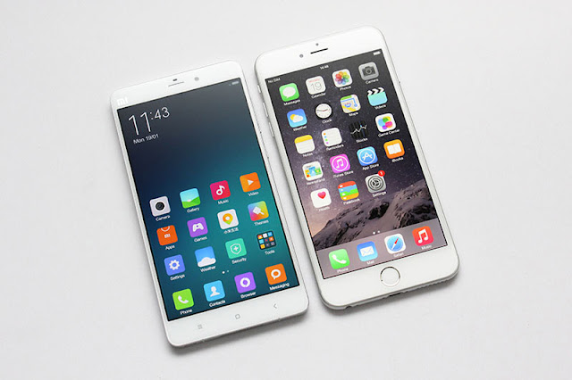 Xiaomi almost caught up with Apple's smartphone sales in China