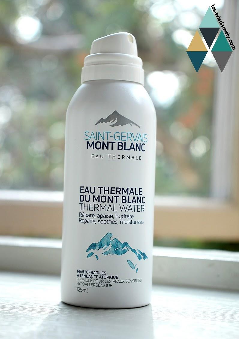 revue beauté eau thermale pure saint gervais mont blanc hydratant