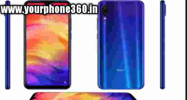 Redmi note 7 pro feature and price