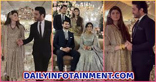 Anam Goher and her husband Goher Mumtaz