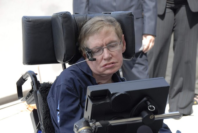 Essay on Stephen Hawking