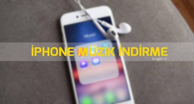 iPhone Müzik İndirme Programı