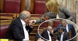 Στη Δίωξη Ηλεκτρονικού Εγκλήματος προσφεύγει ο ΣΥΡΙΖΑ με την επεξεργασμένη φωτογραφία από τρολ του twitter. Ο ΣΥΡΙΖΑ καταγγέλλει τη συκοφαντ...