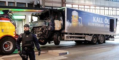 Svédország, Stockholm, stockholmi merénylet, stockholmi gázolás, terrorizmus,