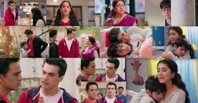 "Yeh Rishhta Kya Kehlata Hai Episode 22nd October 2020 Written Update "" Naira Makes Kairav and Kartik Makes Family understand About Adoption """