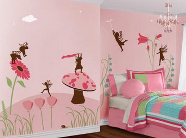 kids bedroom wall painting ideas 5 small interior ideas. Black Bedroom Furniture Sets. Home Design Ideas
