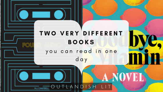 2 Very Different Books You Can Read In One Day :: Outlandish Lit