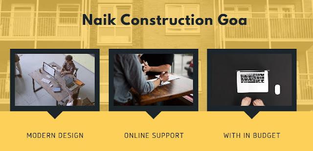 Naik Construction Goa - Modern Designs with Budget Interiors