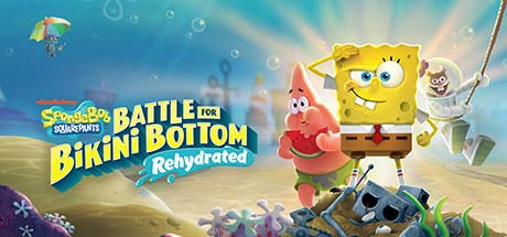 تحميل لعبة SpongeBob SquarePants: Battle for Bikini Bottom - Rehydrated