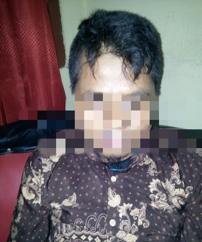 Bejad! Seorang Guru Ngaji Asal Bara, Tega Cabuli Muridnya Sendiri