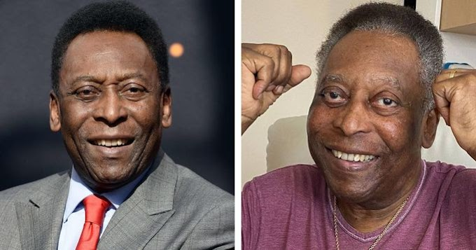Pele sends message to fans after successful cancer surgery