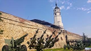 Serbie Belgrade Forteresse