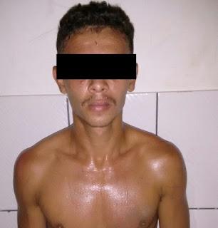 Policiais capturam indivíduo de alta periculosidade em Itaobim, MG