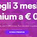 3 mesi di Spotify a 0,99€ per un breve periodo e in numero limitato