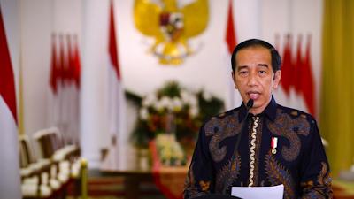Inilah Empat Pesan Presiden Jokowi Untuk Penerima Beasiswa LPDP