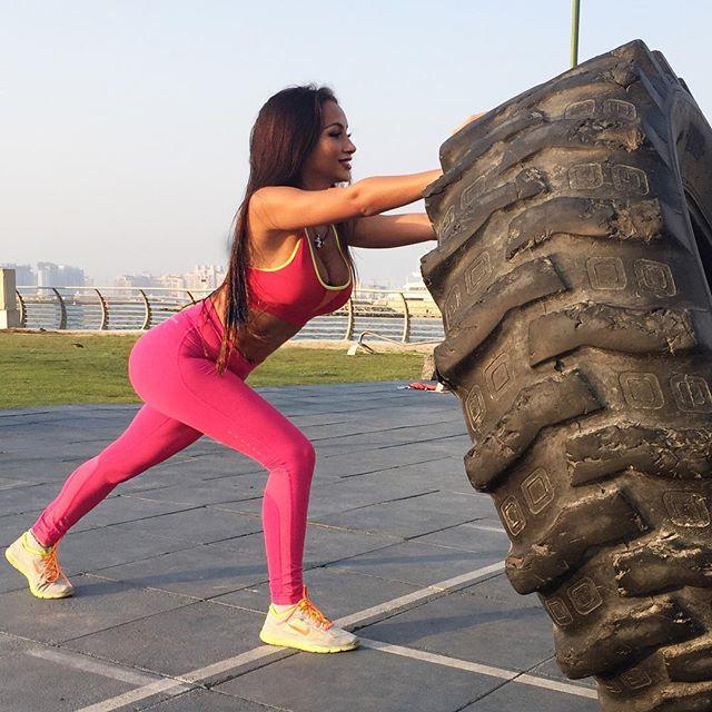 Fitness Sitorabanu Israilova