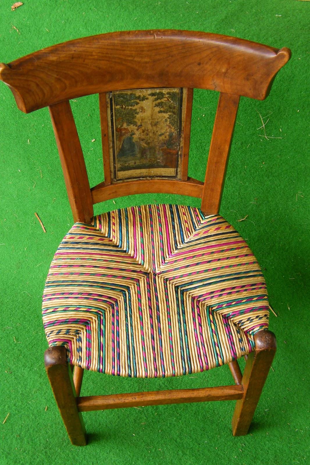 normandie cannage une chaise directoire avec un. Black Bedroom Furniture Sets. Home Design Ideas