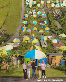 Info Lengkap Desa Wisata Rumah Domes Yogyakarta || Teletubbies