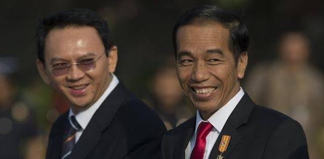 Jokowi Sayang Ahok
