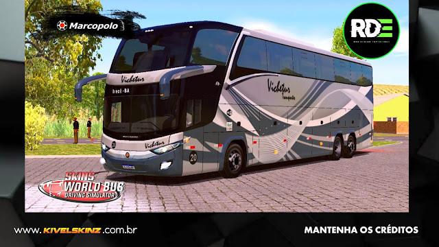 PARADISO G7 1600 LD - VIAÇÃO VICHETUR TRANSPORTES