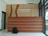 furniture semarang - meja cs & backdrop 01