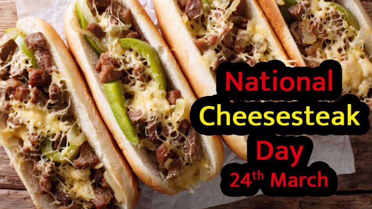 National Cheesesteak Day Wishes Photos