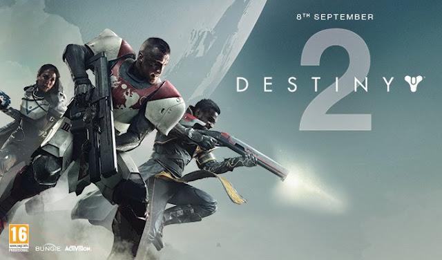 Destiny 2 pasa a ser un juego free2play y presenta Shadowkeep, su nueva expansión.