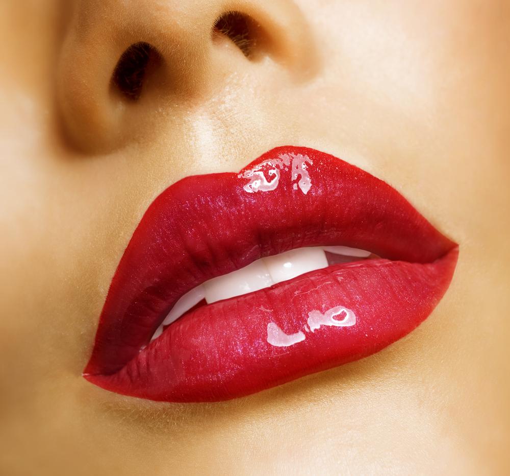 Geile Lippen