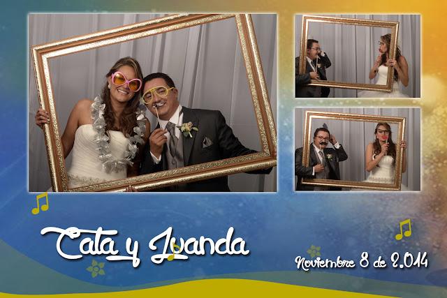 Foto cabina para bodas en Carmel Club