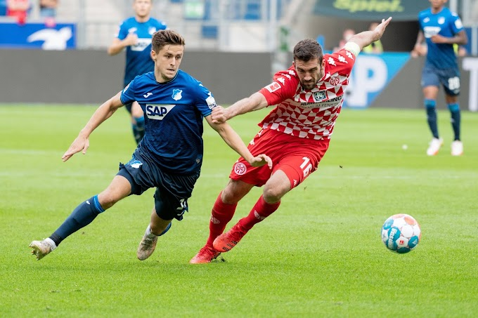 Em alta na temporada, Mainz consegue a terceira vitória na Bundesliga