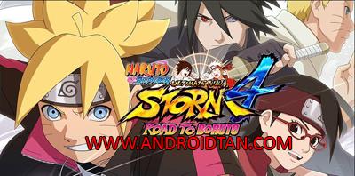terbaru kepada kalian semua sehingga kalian sanggup merasakan game terupdate setiap harinya  Naruto Shippuden Ultimate Ninja Storm 4 Road to Boruto Mod Apk v1.17 Terbaru