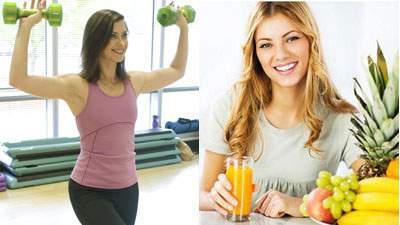 diet, olahraga, pola makan, stretching, menurunkan berat badan