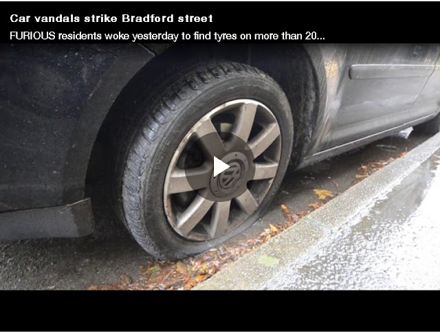 VIDEO: Anger as vandals target 20 cars in 'mindless' wrecking spree