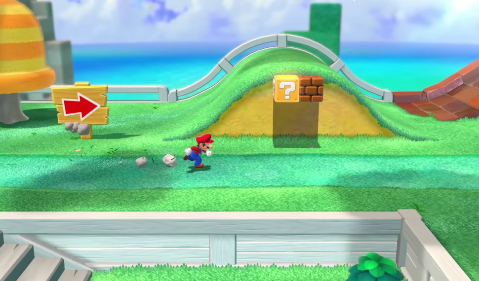 SUPER MARIO 3D WORLD - GUIDE TO THE GREEN STARS