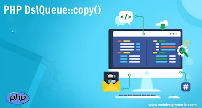 PHP Ds\Queue::copy() Function