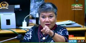 Tolak Vaksin Corona, Ribka Bilang Warga Sukabumi Lumpuh Setelah Divaksin Antipolio