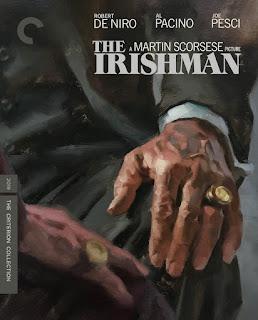 The Irishman - Cover