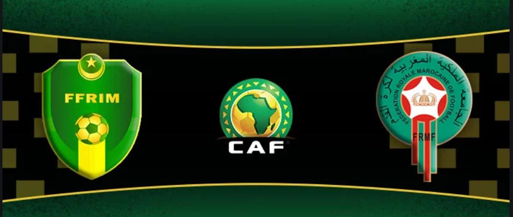 نتيجة مباراة  المغرب وموريتانيا اليوم 26 مارس 2021 تصفيات كأس امم افريقيا 2022