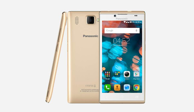 Panasonic P66 Mega Smartphone Launched Rs.7990 with 2GB RAM