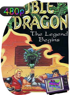 Doble Dragon [2000] Temporada 1-2 [480p] Latino [GoogleDrive] SilvestreHD