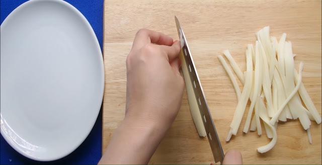 cách làm phô mai bạch tuộc