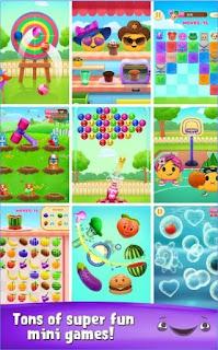 Game Emoji Life - My Smiley Friend App