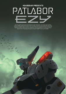 """Anime: """"Patlabor EZY"""" ya tiene web oficial y redes sociales"""