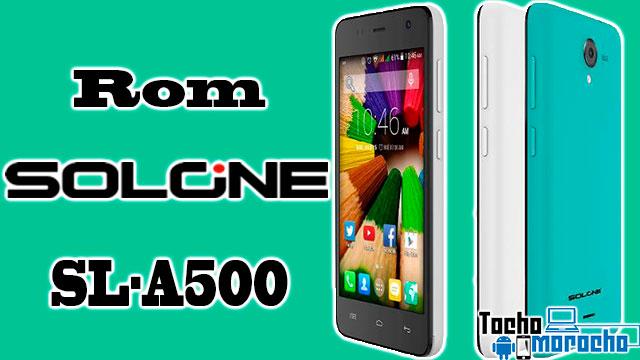 rom stock Solone SL-A500