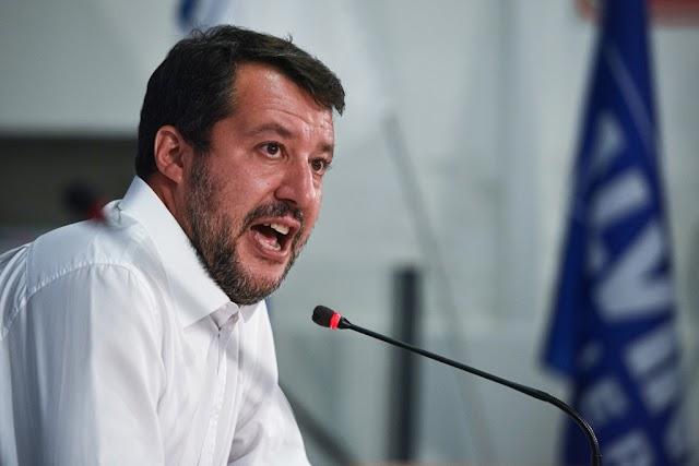 Ma megbukhat a baloldali olasz kormány, Salvini nyeregbe kerülhet
