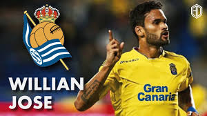 Willian José Flying Over To Sign For Spurs