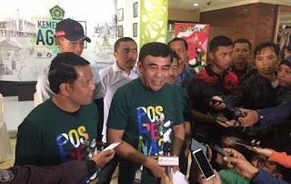 Direktur Jenderal Pendidikan Islam Kemenag Prof Kamaruddin Amin