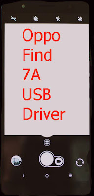 Oppo Find 7A USB Driver Download