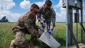 Pest control is not all about killing at Barksdale — it's about managing safety for Airmen and families